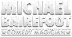 Sc Comedy Magician Magic Shows Michael Bairefoot Myrtle